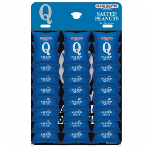 Q SALTED NUTS